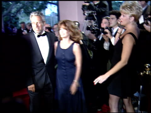 anne archer at the beverly hills hotel reopening at the beverly hilton in beverly hills, california on june 3, 1995. - anne archer video stock e b–roll