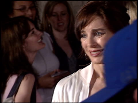 anne archer at the 'legally blonde 2: red, white and blonde' premiere on july 1, 2003. - anne archer video stock e b–roll