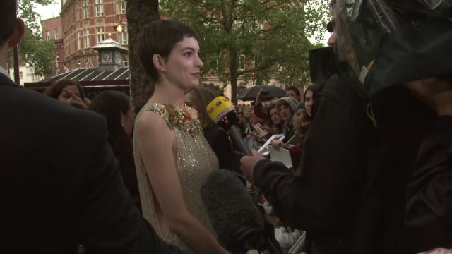European Premiere at Leicester Square on July 18 2012 in London England