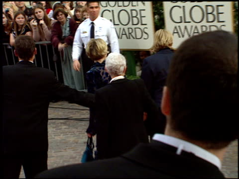 Anne Heche at the 1998 Golden Globe Awards at the Beverly Hilton in Beverly Hills California on January 18 1998