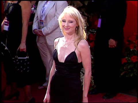 Anne Heche at the 2004 Emmy Awards Arrival at the Shrine Auditorium in Los Angeles California on September 19 2004