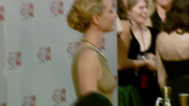 anne heche at the al pacino honored with 35th annual afi life achievement award at the kodak theatre in hollywood, california on june 7, 2007. - anne heche stock videos & royalty-free footage