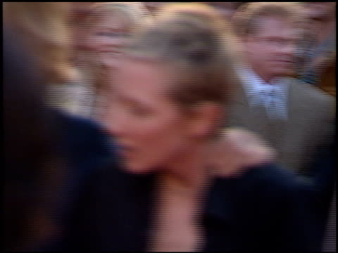 anne heche at the 'austin powers' the spy who shagged me' premiere at universal amphitheatre in universal city, california on june 8, 1999. - anne heche stock videos & royalty-free footage