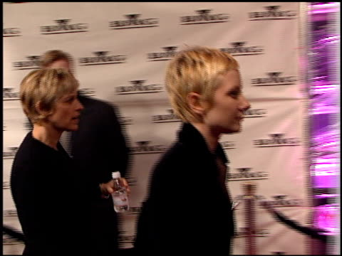 anne heche at the bmg grammy awards party on february 23, 2000. - anne heche stock videos & royalty-free footage