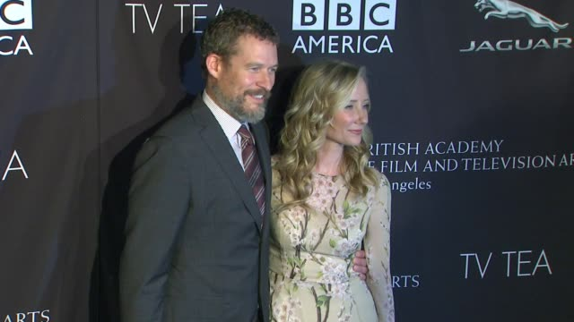 Anne Heche James Tupper at BAFTA LA TV Tea 2014 Presented By BBC America and Jaguar in Los Angeles CA