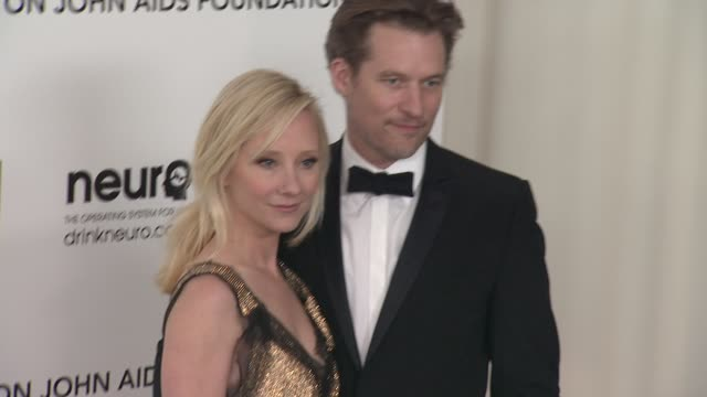 Anne Heche James Tupper at Elton John Aids Foundation Celebrates 20th Annual Academy Awards Viewing Party on 2/26/12 in Hollywood CA