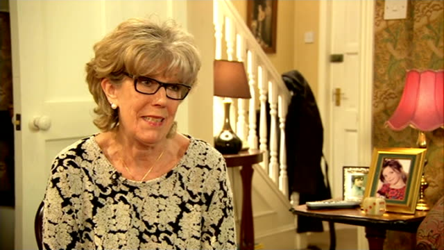 William Roache leads tributes Sue Nicholls interview SOT