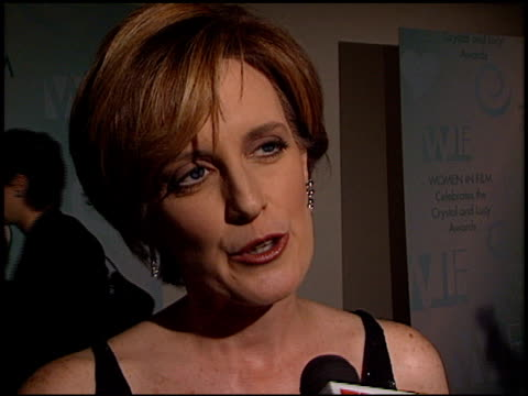 anne sweeney at the women in film awards at the century plaza hotel in century city, california on september 20, 2002. - century plaza stock videos & royalty-free footage