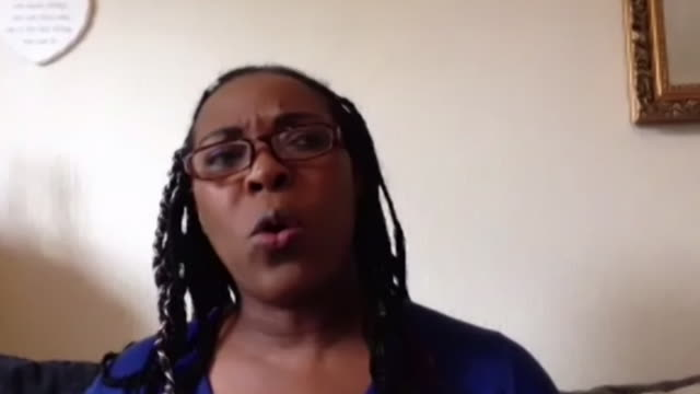 """anne wafula strike saying when black athletes see a lack of representation on major sporting boards, they may feel """"irrelevant"""" - board room stock videos & royalty-free footage"""