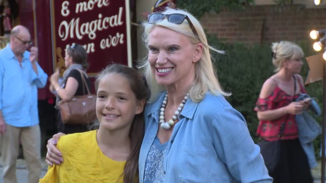 anneka rice at chiswick house and gardens on june 28, 2018 in london, england. - anneka rice stock videos & royalty-free footage