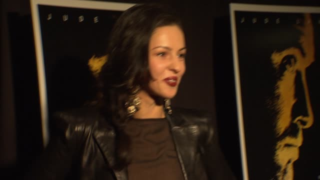 Annet Mahendru at Black Sea New York Premiere Presented By Focus Features at Landmark Sunshine Theater on January 21 2015 in New York City