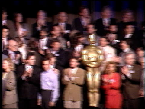 annette bening at the 1991 academy awards luncheon on march 19, 1991. - annette bening stock videos & royalty-free footage