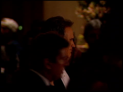 annette bening at the wga awards at the beverly hilton in beverly hills california on february 20 1999 - annette bening stock videos & royalty-free footage