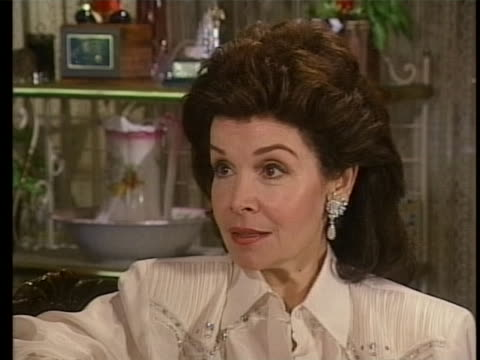 annette funicello interview in home i was really a fairy tale story as everything that i did at the studio really. unannounced walt disney was... - annette funicello stock videos & royalty-free footage