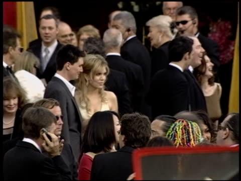 vidéos et rushes de annette o'toole at the 2004 academy awards arrivals at the kodak theatre in hollywood, california on february 29, 2004. - 76e cérémonie des oscars
