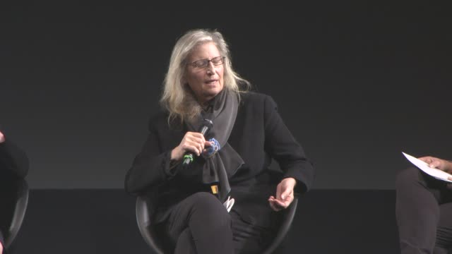INTERVIEW Annie Leibovitz on being approached by Pirelli how the idea formed how she shot Amy Schumer naked at 2016 Pirelli Calendar Press Conference...