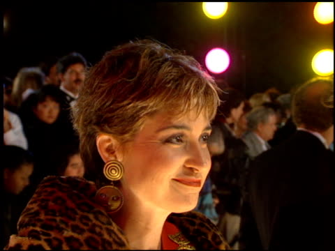 Annie Potts at the Comedy Awards 95 at the Shrine Auditorium in Los Angeles California on February 26 1995