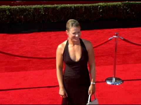 Annika Sorenstam at the 13th Annual ESPY Awards Arrivals at the Kodak Theatre in Hollywood California on July 13 2005