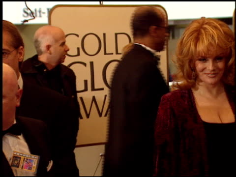 annmargret at the 1999 golden globe awards at the beverly hilton in beverly hills california on january 24 1999 - ann margret stock videos & royalty-free footage