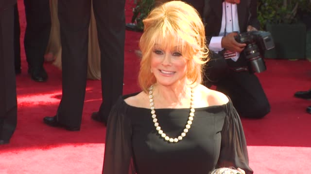 annmargret at the 62nd primetime emmy awards arrivals part 2 at los angeles ca - ann margret stock videos & royalty-free footage