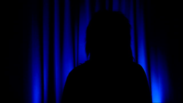anonymous interview with woman rape victim sot looking for protection from police - unrecognisable person stock videos & royalty-free footage