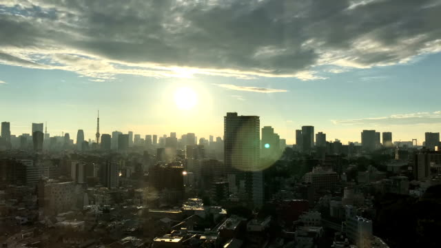 another beautiful summer day in tokyo city - tokyo japan stock videos and b-roll footage