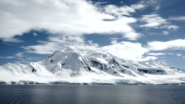 antarctic coast in summer - summer solstice stock videos and b-roll footage