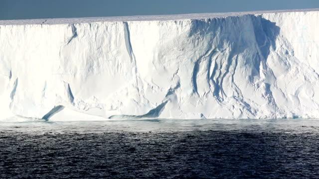 antarctic coast - ice sheet stock videos & royalty-free footage