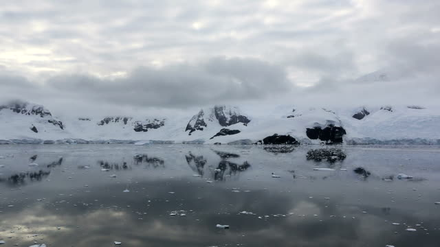 antarctic coast - antarctic ocean stock videos and b-roll footage