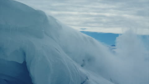 vídeos y material grabado en eventos de stock de antarctic, inland - antarctica