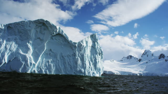 antarctica, glaciers, ice - glacier stock videos & royalty-free footage
