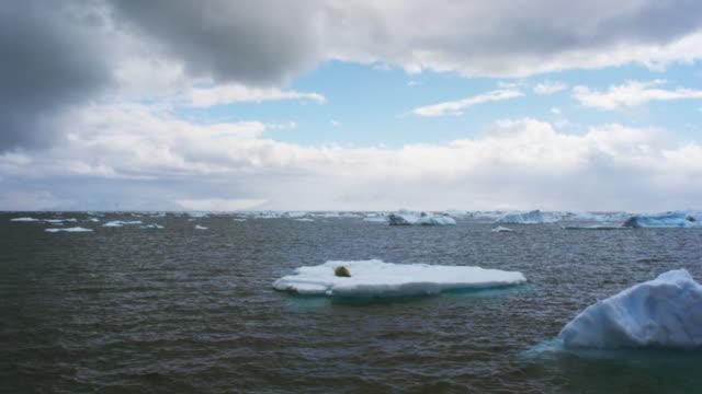 Antarctica, Glaciers