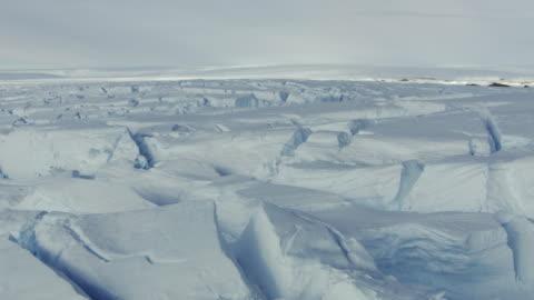 vídeos y material grabado en eventos de stock de antarctica: ice landscape - antarctica