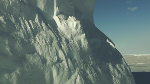 Antarctica: Ice landscape