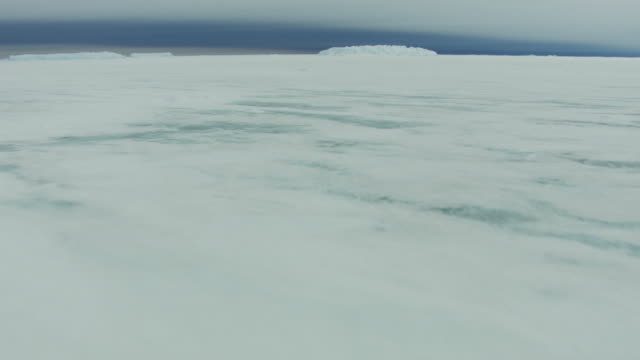 antarctica: ice landscape - south pole stock videos and b-roll footage