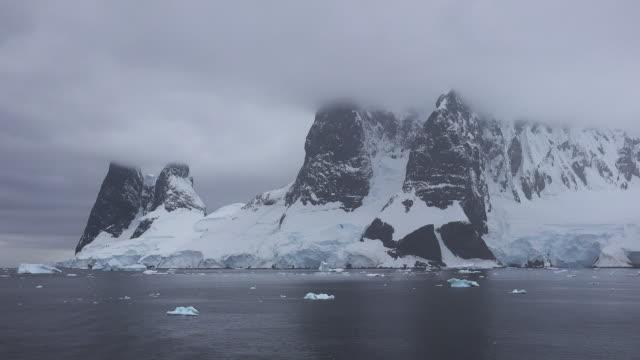 Antarctica Lemaire Channel entrance.mov