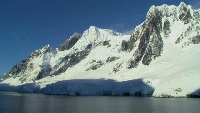 stockvideo's en b-roll-footage met antarctica - sunny