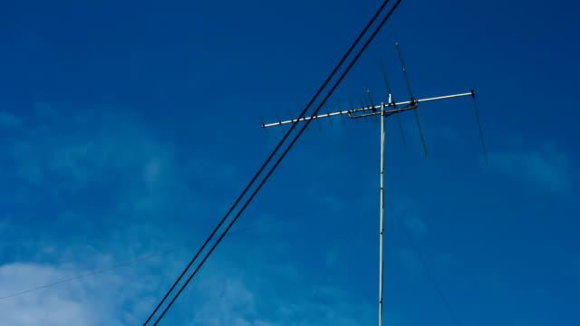 Antenna Time lapse
