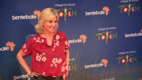 anthea turner cirque du soleil totem london premiere at royal albert hall on january 16, 2019 in london, england. - anthea turner stock videos & royalty-free footage