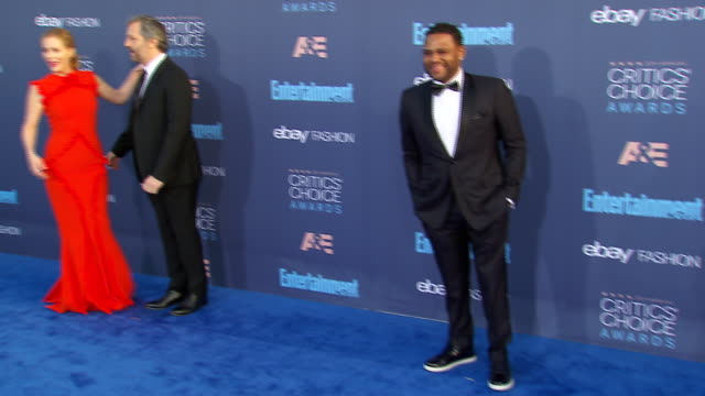 anthony anderson at 22nd annual critics' choice awards in los angeles, ca 12/11/16 - anthony anderson stock videos & royalty-free footage