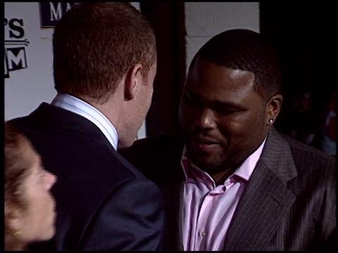 Anthony Anderson at the 'King's Ransom' Premiere at the Cinerama Dome at ArcLight Cinemas in Hollywood California on April 21 2005