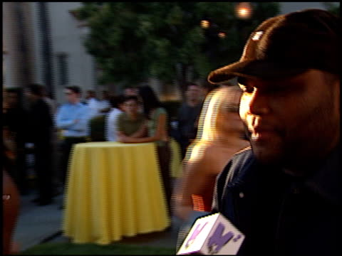 anthony anderson at the premiere of 'the original kings of comedy' at paramount studios in hollywood california on august 10 2000 - paramount studios stock videos & royalty-free footage