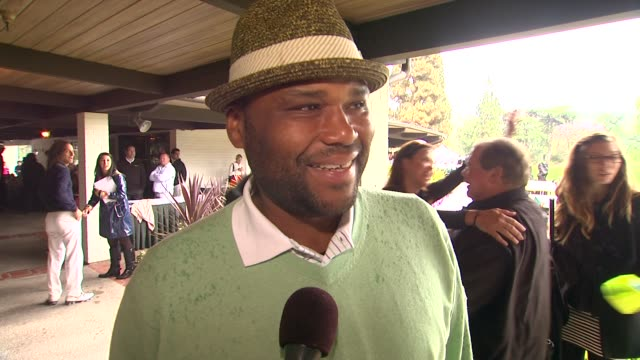 anthony anderson on the event at 6th annual george lopez celebrity golf classic & mercedes-benz dealer championship on 5/6/13 in los angeles, ca . - anthony anderson stock videos & royalty-free footage
