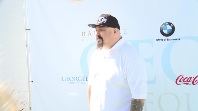 anthony campos at the 10th annual george lopez foundation celebrity golf classic at lakeside golf club on may 1, 2017 in toluca lake, california. - toluca lake stock videos & royalty-free footage