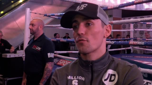 Anthony Crolla is confident he is primed to deliver an improved performance against Jorge Linares in their rematch this weekend that will see him...