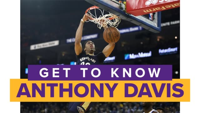 anthony david is a forward for the los angeles lakers and one of the top player in the national basketball association get to know the brow - basketball sport stock videos & royalty-free footage