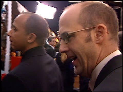 anthony edwards at the 2002 people's choice awards at pasadena civic auditorium in pasadena california on january 13 2002 - pasadena civic auditorium stock videos & royalty-free footage
