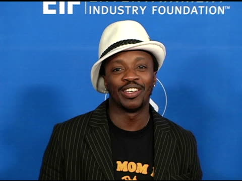 anthony hamilton at the grammy jam celebrating the music of earth wind and fire at the wiltern theater in los angeles california on december 11 2004 - wiltern theater stock videos and b-roll footage