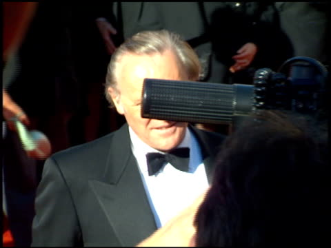 Anthony Hopkins at the 1995 Academy Awards Arrivals at the Shrine Auditorium in Los Angeles California on March 27 1995