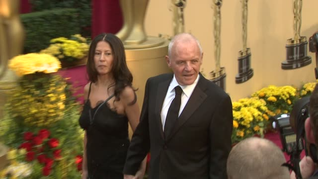 Anthony Hopkins at the 81st Academy Awards Arrivals Part 4 at Los Angeles CA